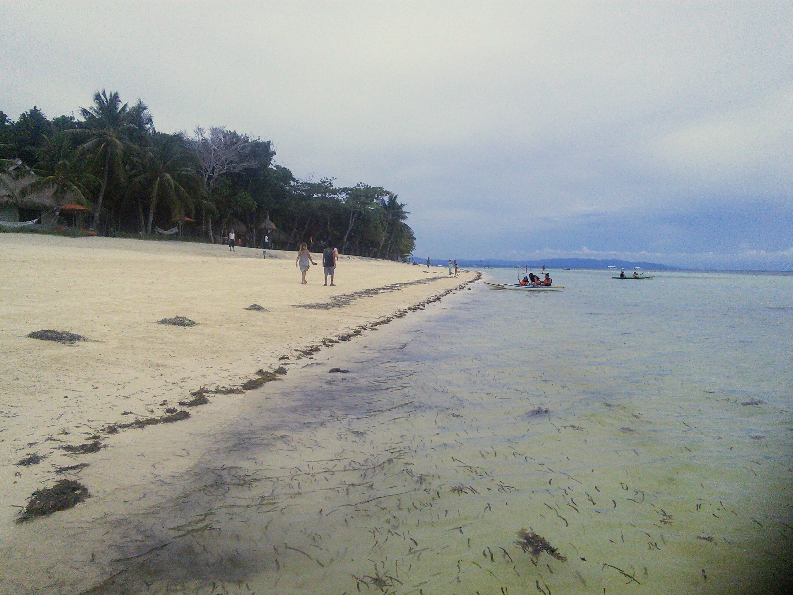 Dumaluan Beach Resort Map%0A Dumaluan beach by Bohol Beach Club